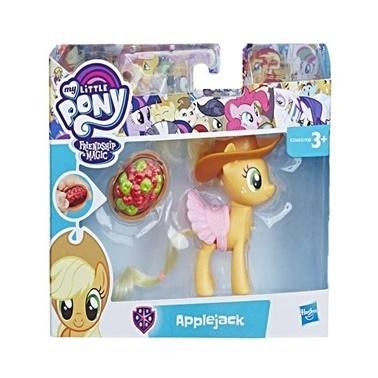 My Little Pony My Little Pony Arkadaşlik Okulu Figür Applejack Renkli